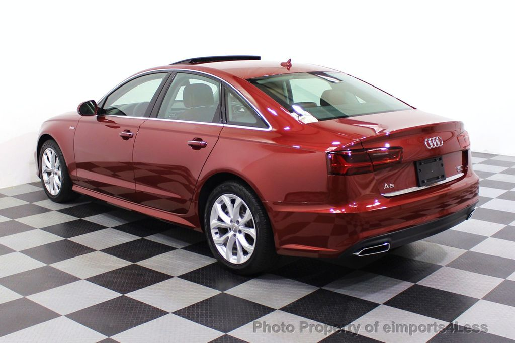 2018 Audi A6 CERTIFIED A6 3.0t V6 Quattro Premium Plus AWD DRIVER ASSIST NAV - 18138633 - 16