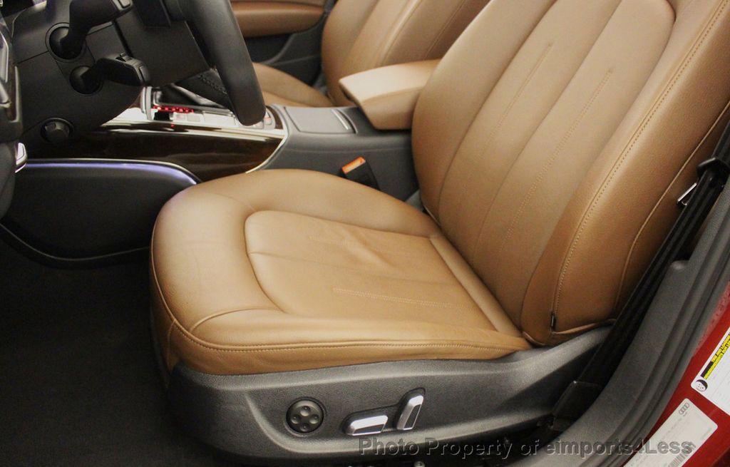 2018 Audi A6 CERTIFIED A6 3.0t V6 Quattro Premium Plus AWD DRIVER ASSIST NAV - 18138633 - 23