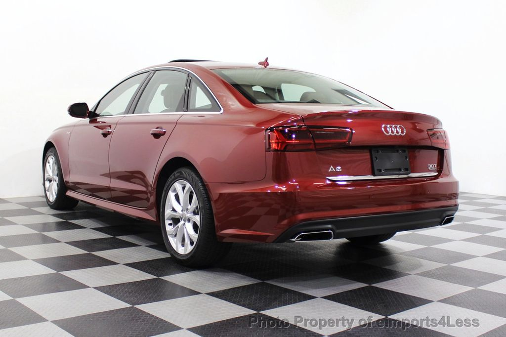 2018 Audi A6 CERTIFIED A6 3.0t V6 Quattro Premium Plus AWD DRIVER ASSIST NAV - 18138633 - 2