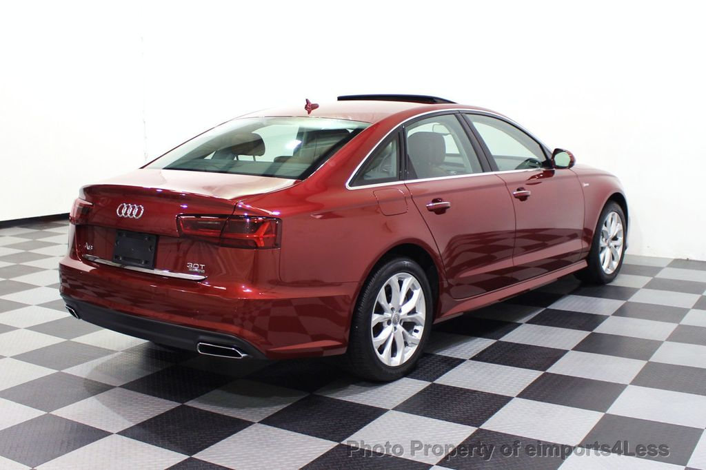 2018 Audi A6 CERTIFIED A6 3.0t V6 Quattro Premium Plus AWD DRIVER ASSIST NAV - 18138633 - 32