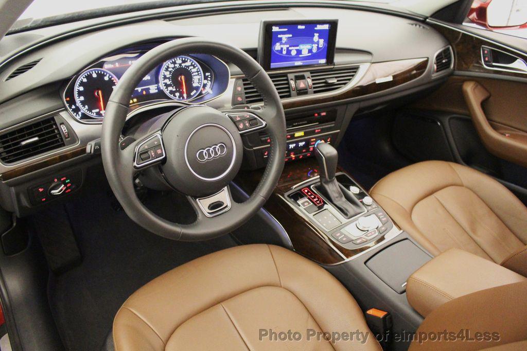 2018 Audi A6 CERTIFIED A6 3.0t V6 Quattro Premium Plus AWD DRIVER ASSIST NAV - 18138633 - 33