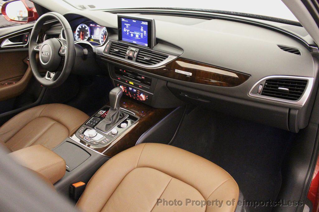 2018 Audi A6 CERTIFIED A6 3.0t V6 Quattro Premium Plus AWD DRIVER ASSIST NAV - 18138633 - 35