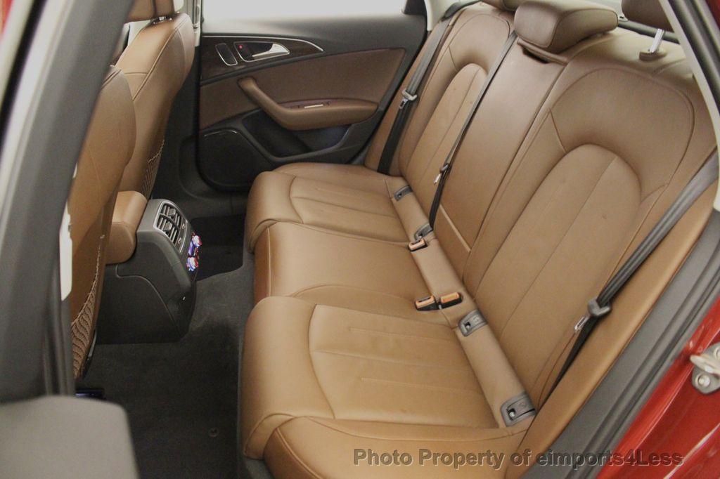 2018 Audi A6 CERTIFIED A6 3.0t V6 Quattro Premium Plus AWD DRIVER ASSIST NAV - 18138633 - 36