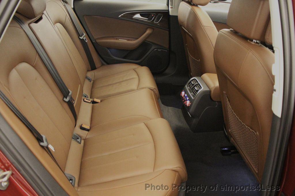 2018 Audi A6 CERTIFIED A6 3.0t V6 Quattro Premium Plus AWD DRIVER ASSIST NAV - 18138633 - 37