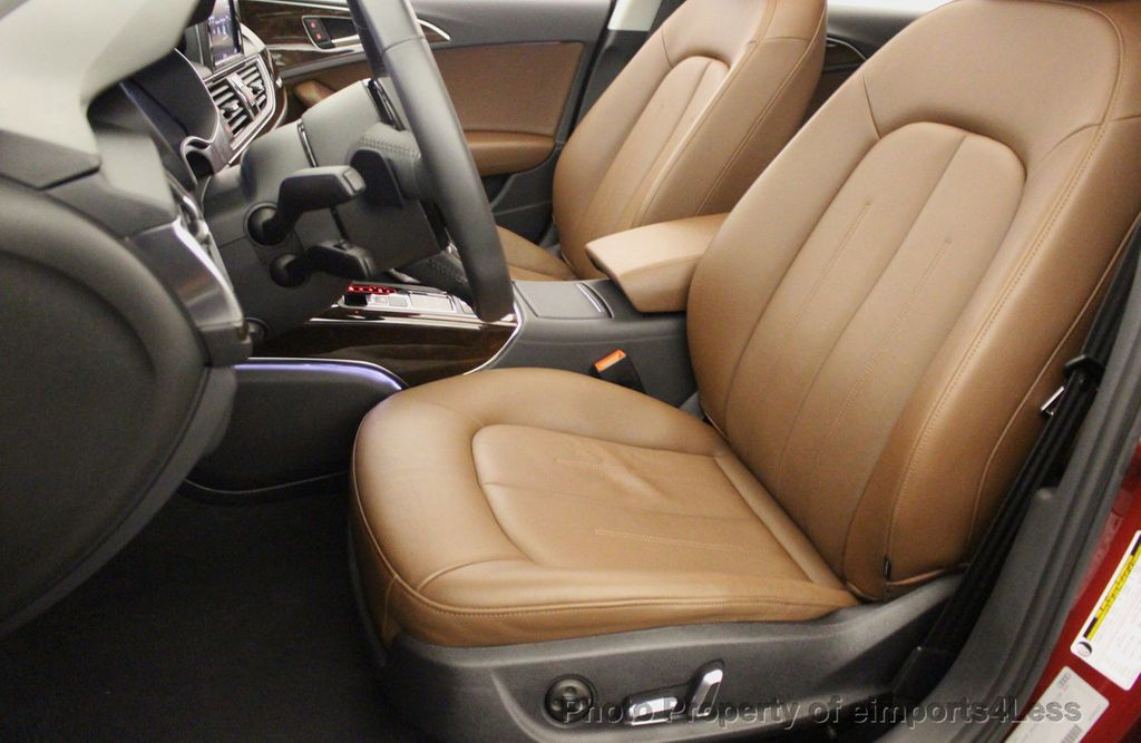 2018 Audi A6 CERTIFIED A6 3.0t V6 Quattro Premium Plus AWD DRIVER ASSIST NAV - 18138633 - 38