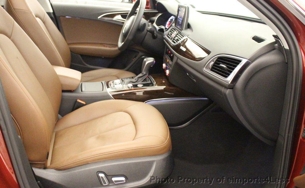 2018 Audi A6 CERTIFIED A6 3.0t V6 Quattro Premium Plus AWD DRIVER ASSIST NAV - 18138633 - 49