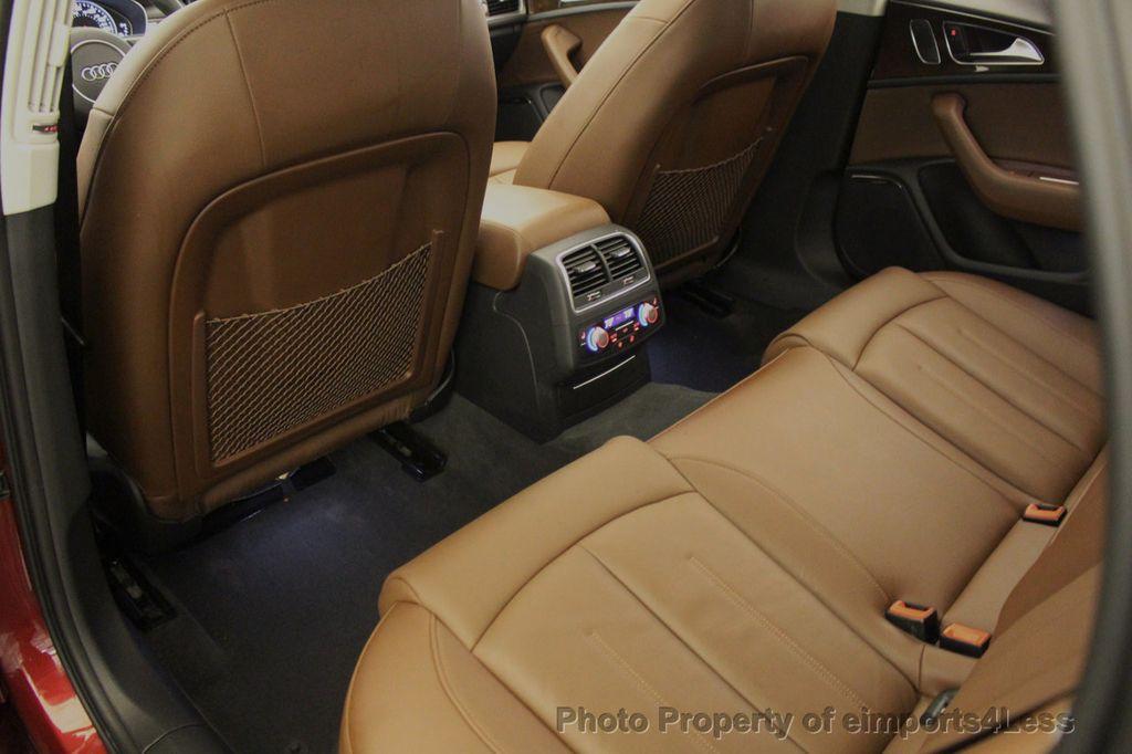 2018 Audi A6 CERTIFIED A6 3.0t V6 Quattro Premium Plus AWD DRIVER ASSIST NAV - 18138633 - 50