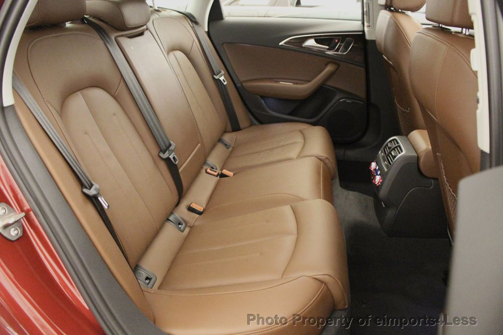 2018 Audi A6 CERTIFIED A6 3.0t V6 Quattro Premium Plus AWD DRIVER ASSIST NAV - 18138633 - 51