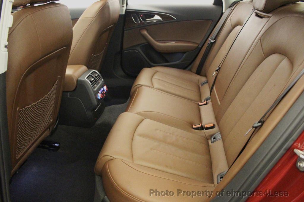 2018 Audi A6 CERTIFIED A6 3.0t V6 Quattro Premium Plus AWD DRIVER ASSIST NAV - 18138633 - 7