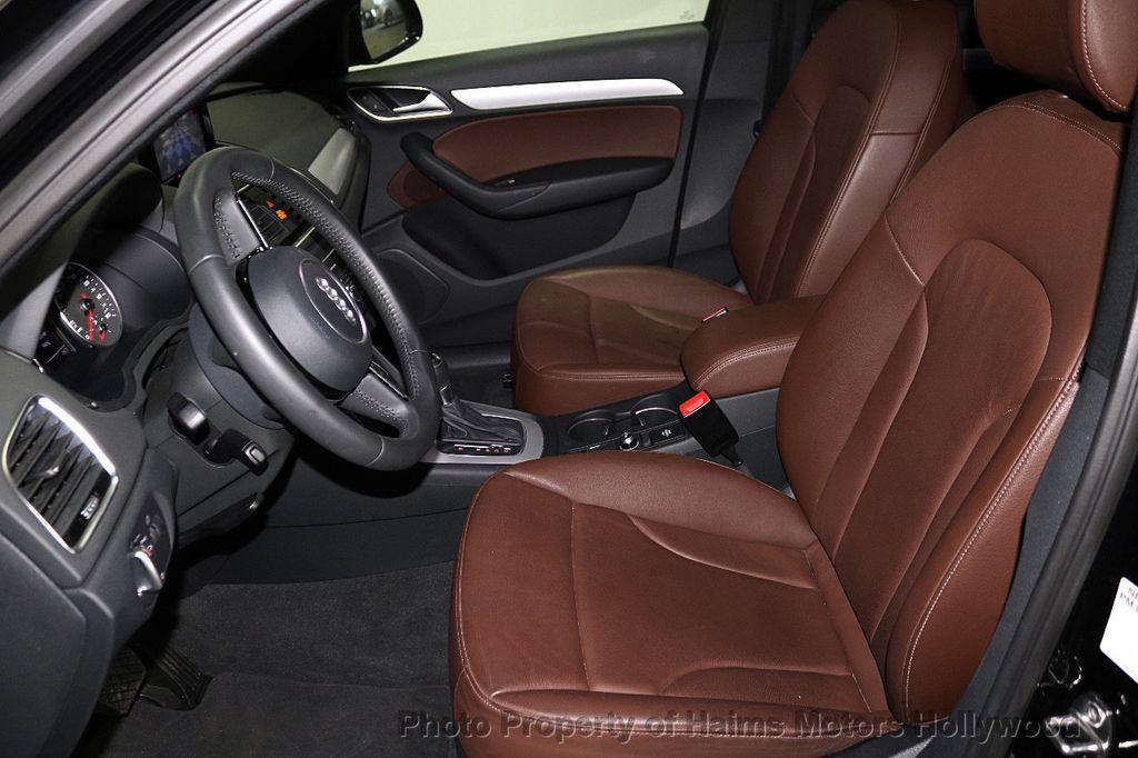 2018 Audi Q3 2.0 TFSI Premium FWD - 18271916 - 16