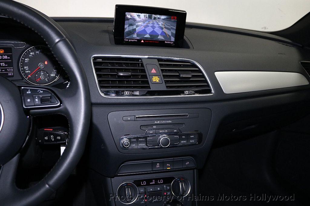 2018 Audi Q3 2.0 TFSI Premium FWD - 18271916 - 19