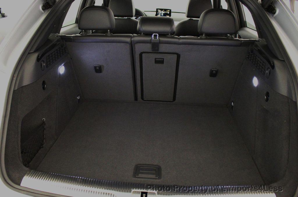 2018 Audi Q3 CERTIFIED Audi Q3 2.0T Quattro AWD SUV S line Nav Cam Pano - 18257414 - 22