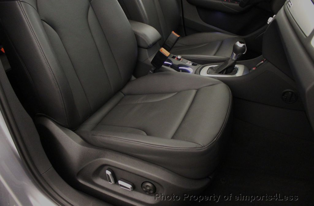 2018 Audi Q3 CERTIFIED Audi Q3 2.0T Quattro AWD SUV S line Nav Cam Pano - 18257414 - 25