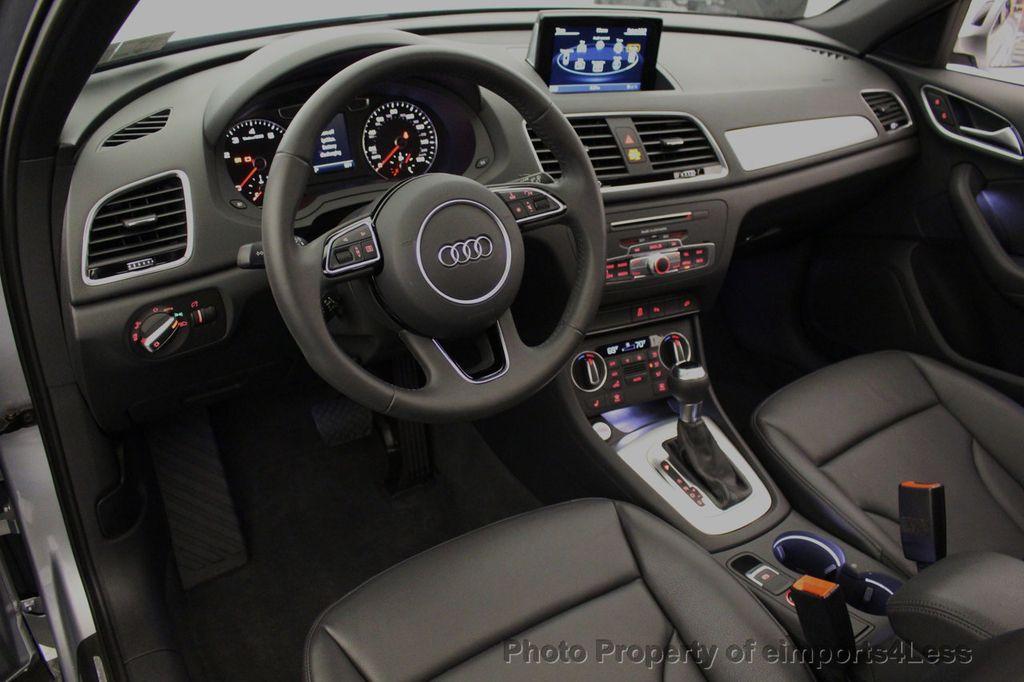 2018 Audi Q3 CERTIFIED Audi Q3 2.0T Quattro AWD SUV S line Nav Cam Pano - 18257414 - 34