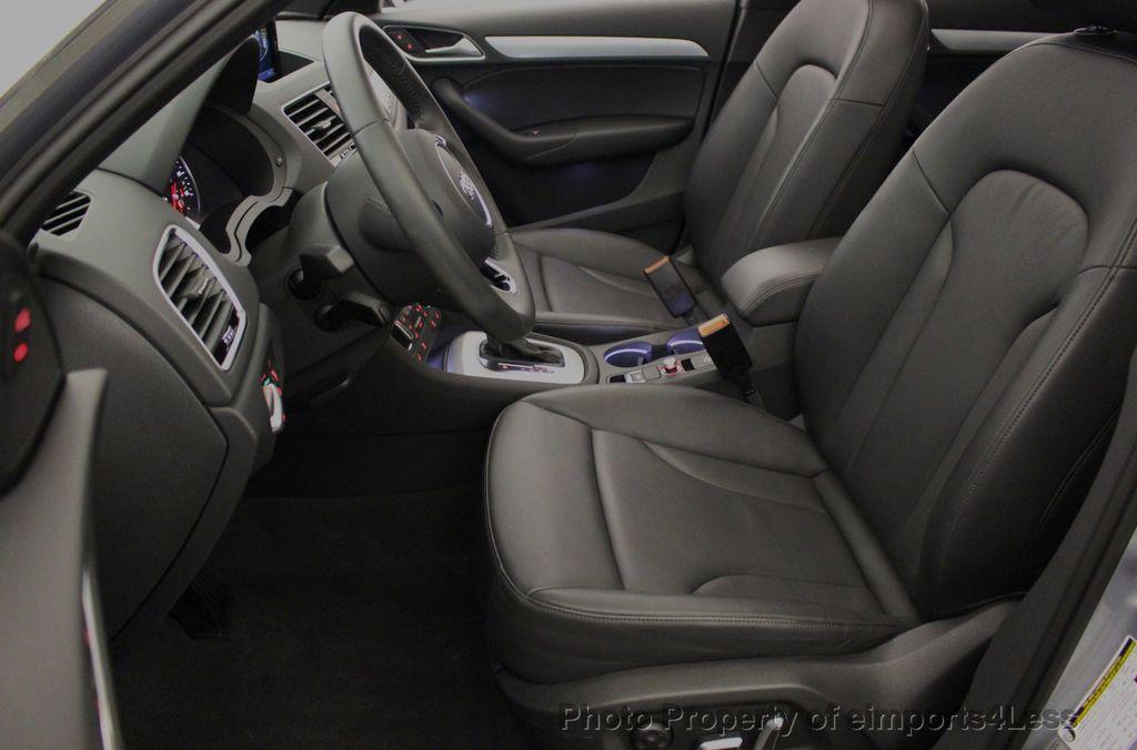 2018 Audi Q3 CERTIFIED Audi Q3 2.0T Quattro AWD SUV S line Nav Cam Pano - 18257414 - 39