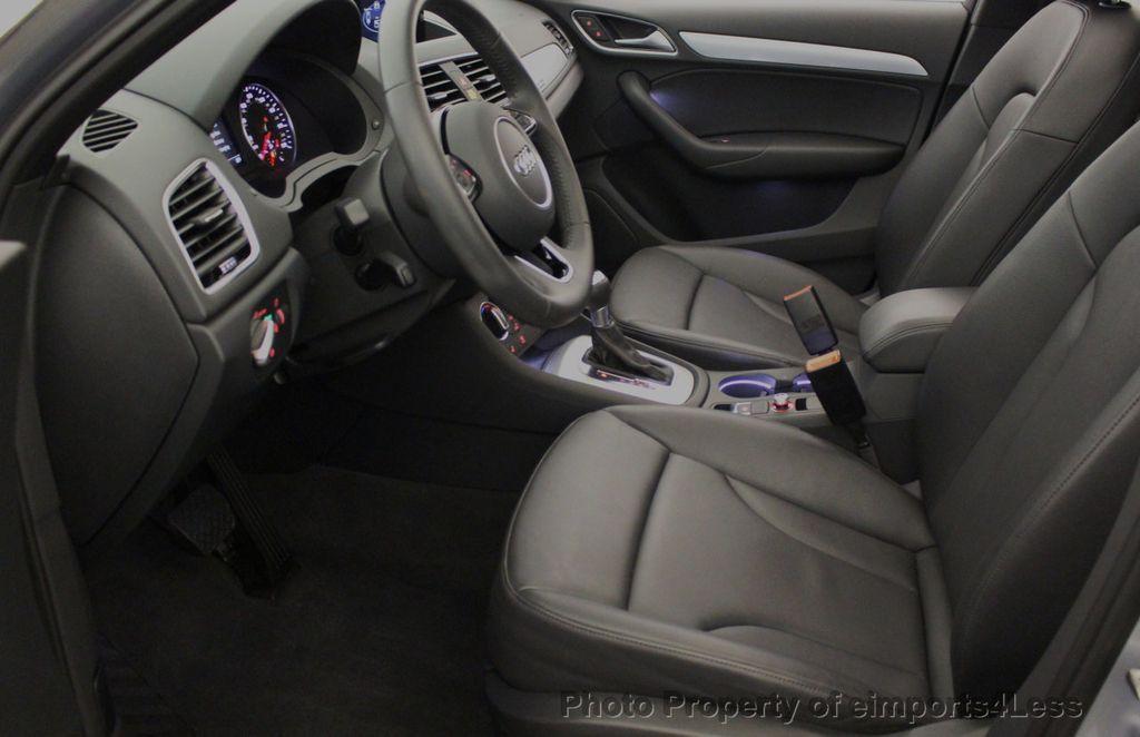 2018 Audi Q3 CERTIFIED Audi Q3 2.0T Quattro AWD SUV S line Nav Cam Pano - 18257414 - 50