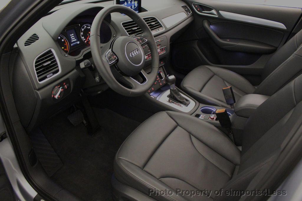 2018 Audi Q3 CERTIFIED Audi Q3 2.0T Quattro AWD SUV S line Nav Cam Pano - 18257414 - 5