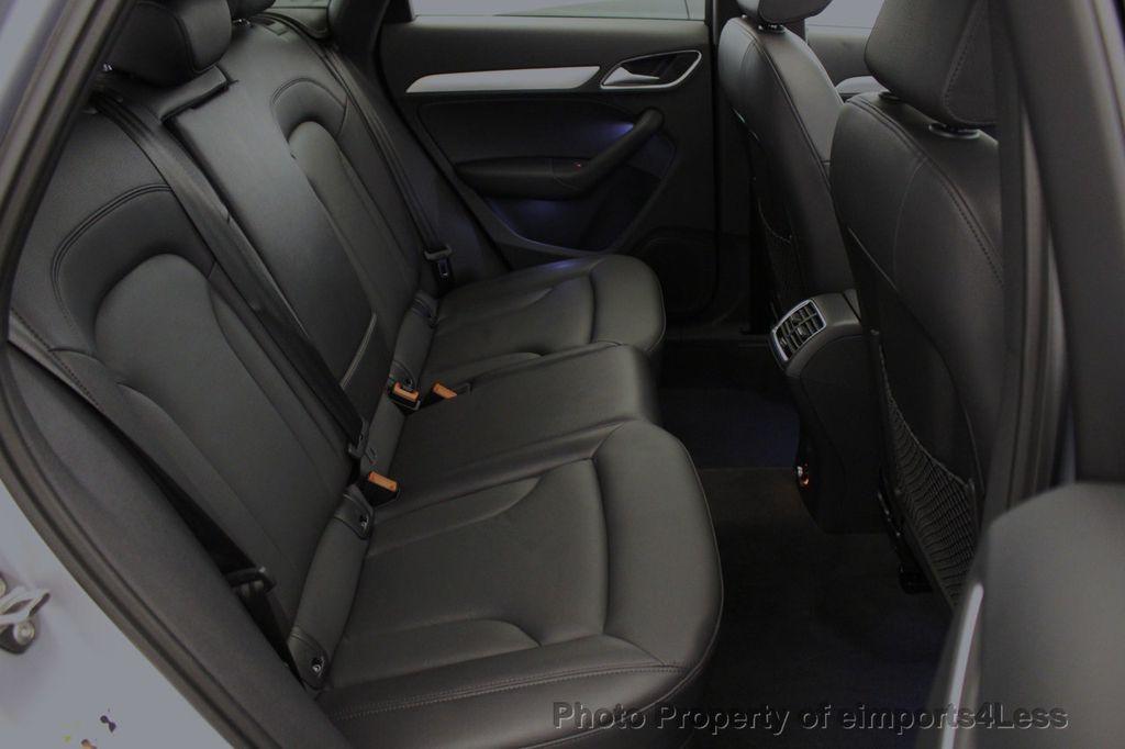 2018 Audi Q3 CERTIFIED Audi Q3 2.0T Quattro AWD SUV S line Nav Cam Pano - 18257414 - 8