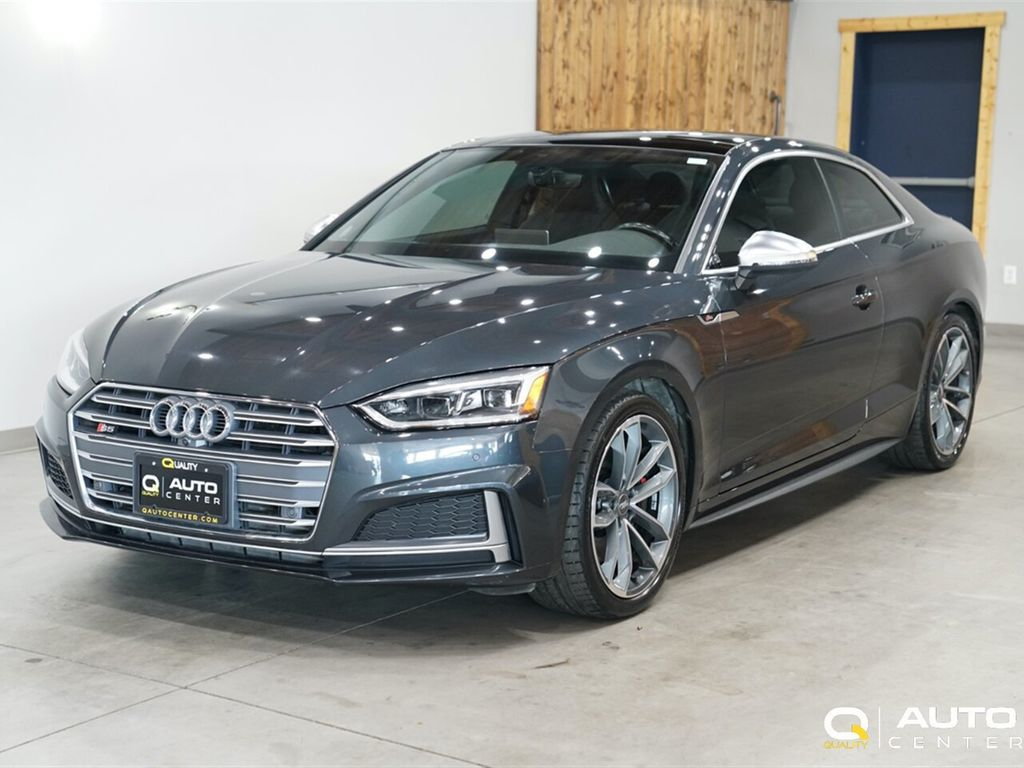 2018 Used Audi S5 Coupe 3 0 Tfsi Prestige At Quality Auto Center Serving Seattle Lynnwood And Everett Wa Iid 20278572