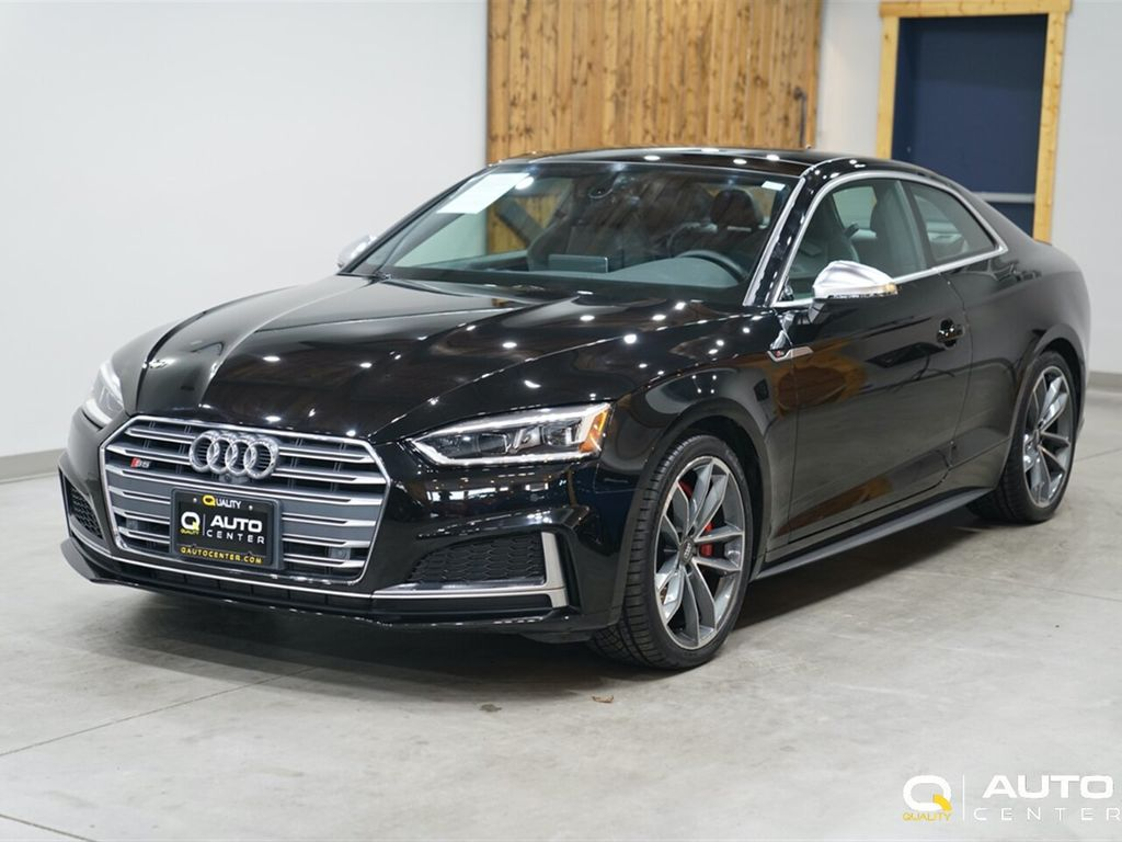 2018 Used Audi S5 Coupe 3 0 Tfsi Prestige At Quality Auto Center Serving Seattle Lynnwood And Everett Wa Iid 20296690