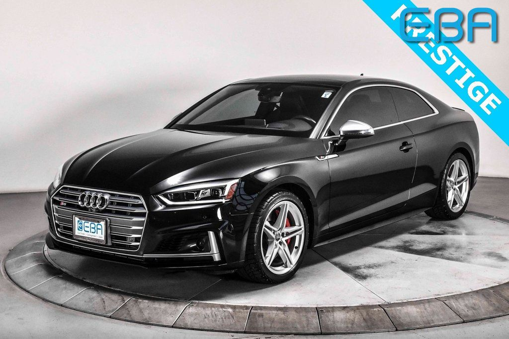 2018 Used Audi S5 Coupe 3 0t Prestige At Elliott Bay Auto Brokers Serving Seattle Wa Iid 20275419
