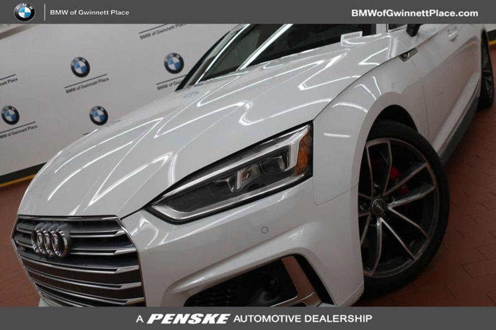 2018 Audi S5 Sportback SPORTBACK 3.0 TFSI PRESTIGE - 17299774 - 0