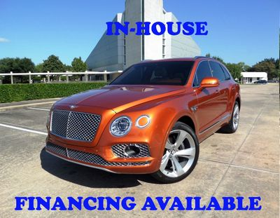 2018 Bentley Bentayga 2018 Bentley Bentayga, 2-Owner, 11k Miles, Sunroof, Extra Clean! SUV