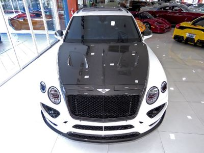 2018 Bentley Bentayga Full Wide-Body Mansory - Click to see full-size photo viewer