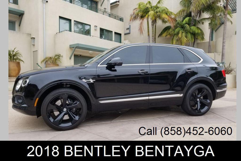 2018 Bentley Bentayga Onyx Edition AWD - 17887600 - 1