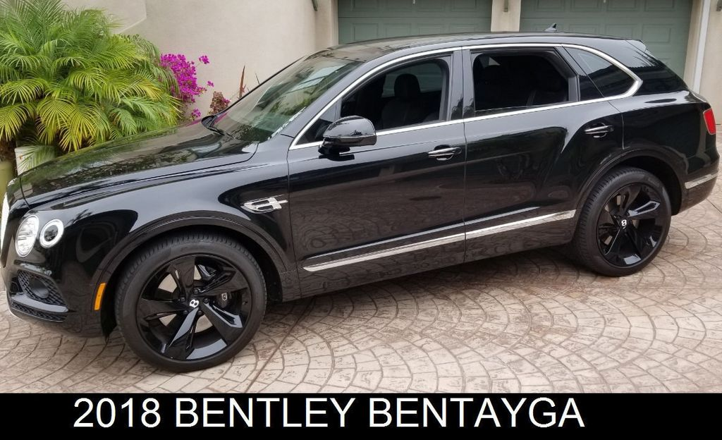 2018 Bentley Bentayga Onyx Edition AWD - 17887600 - 2