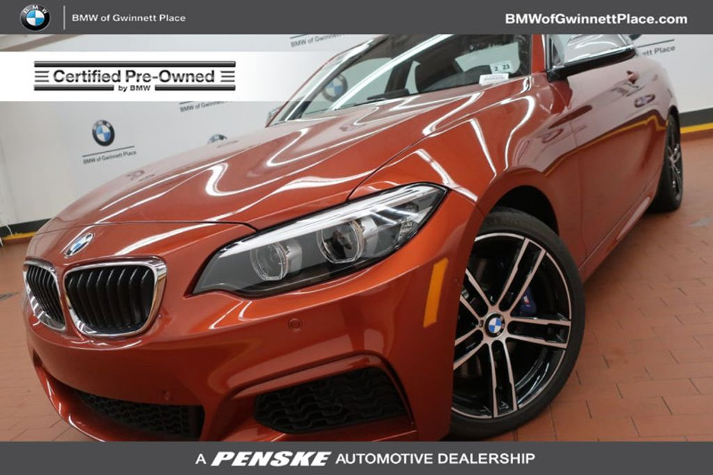 Dealer Video - 2018 BMW 2 Series M240i - 18149799