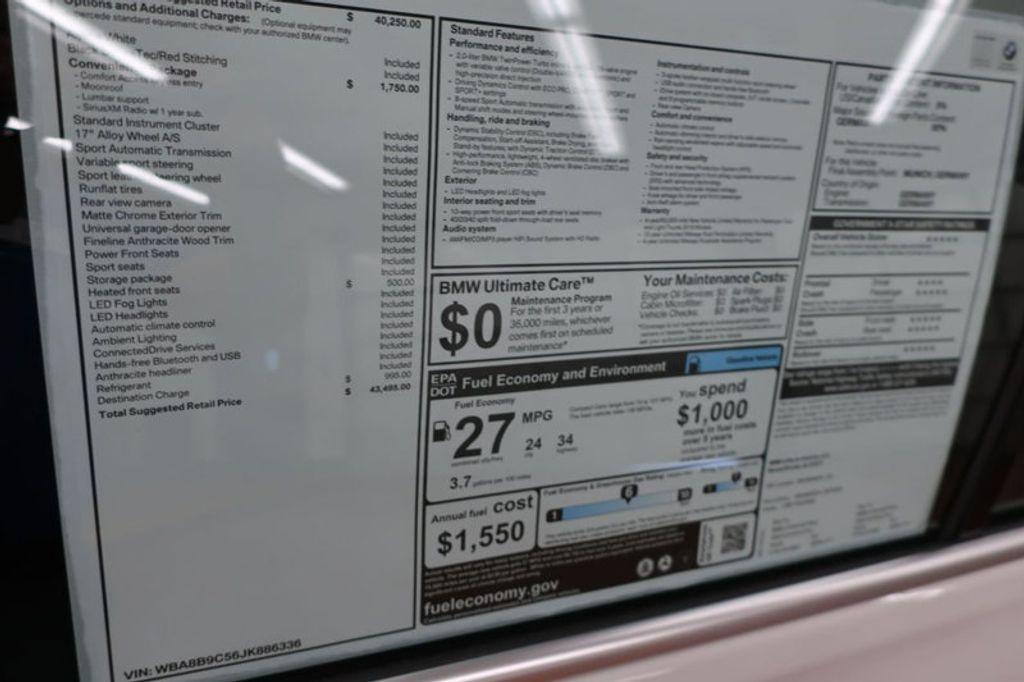 2018 BMW 3 Series 330i - 16688729 - 45