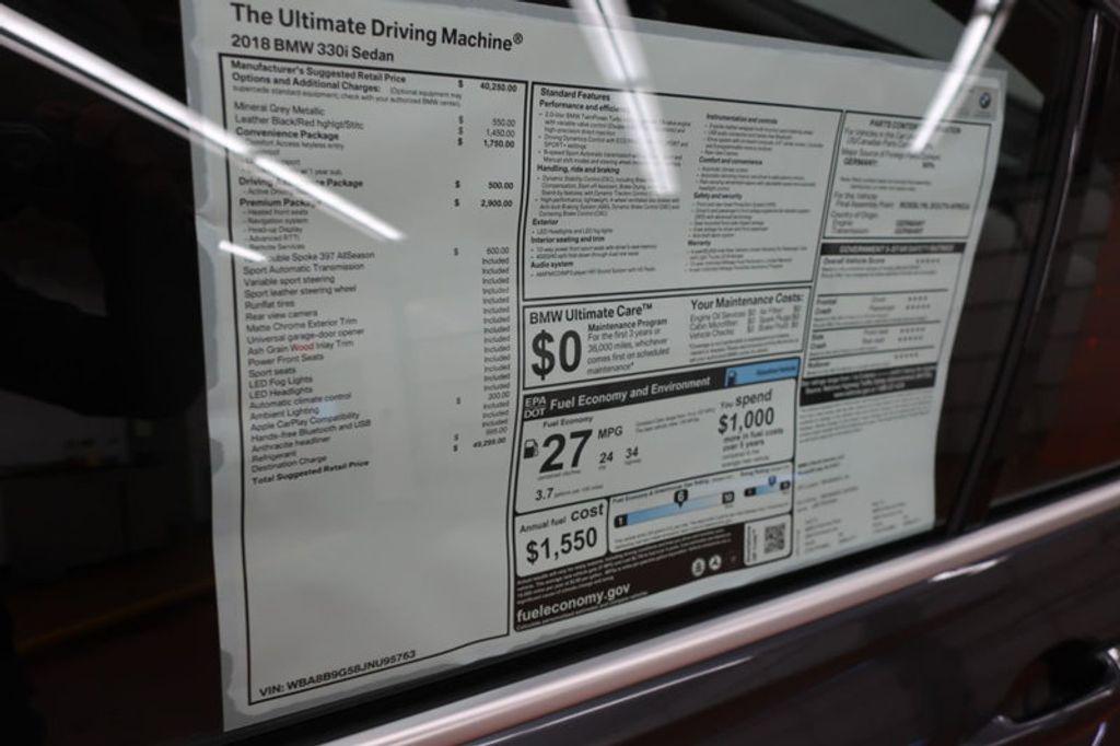 2018 BMW 3 Series 330i - 16974596 - 31