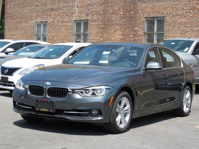 2018 BMW 3 Series - WBA8D9G59JNU66816