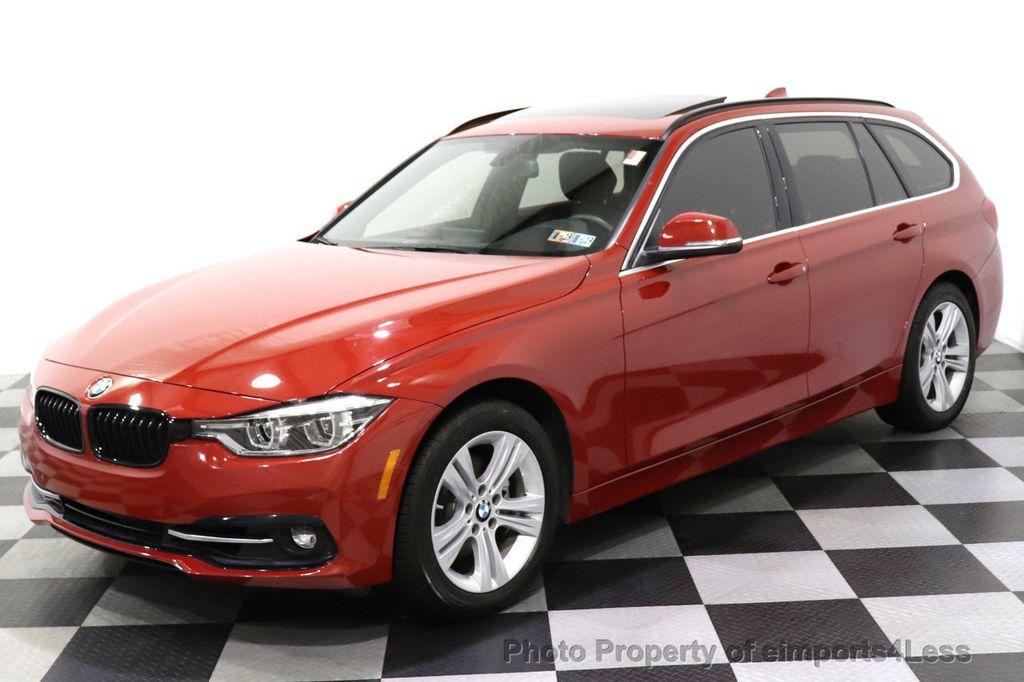 2018 BMW 3 Series CERTIFIED 330i xDRIVE SPORT LINE AWD NAV CAM PANO HUD - 18587083 - 13