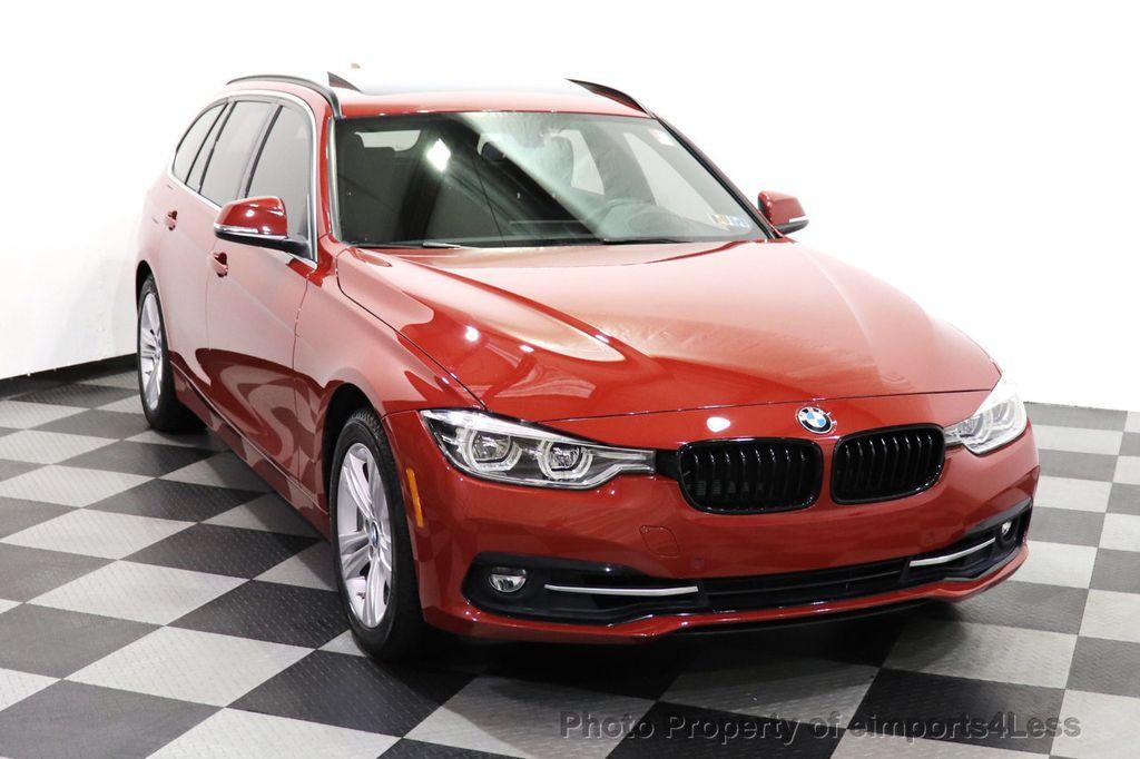 2018 BMW 3 Series CERTIFIED 330i xDRIVE SPORT LINE AWD NAV CAM PANO HUD - 18587083 - 14