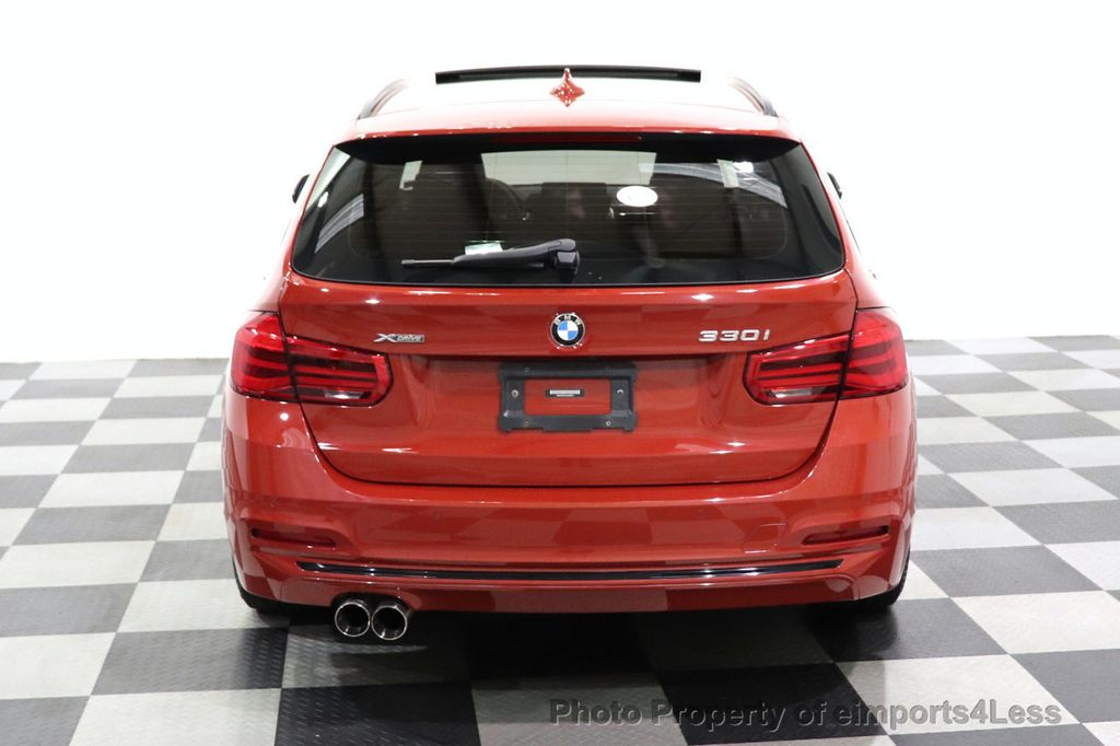 2018 BMW 3 Series CERTIFIED 330i xDRIVE SPORT LINE AWD NAV CAM PANO HUD - 18587083 - 16