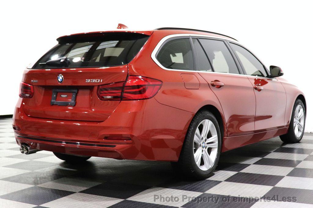 2018 BMW 3 Series CERTIFIED 330i xDRIVE SPORT LINE AWD NAV CAM PANO HUD - 18587083 - 17
