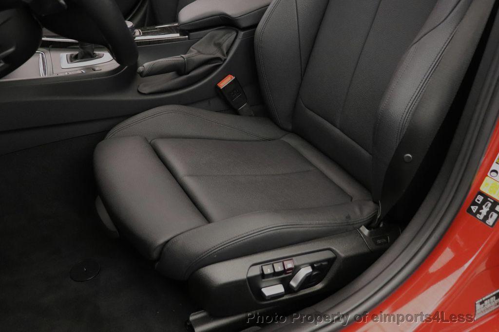 2018 BMW 3 Series CERTIFIED 330i xDRIVE SPORT LINE AWD NAV CAM PANO HUD - 18587083 - 22