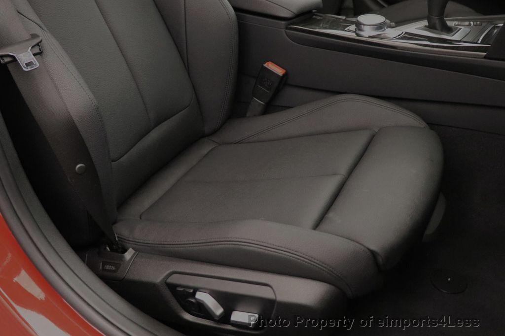 2018 BMW 3 Series CERTIFIED 330i xDRIVE SPORT LINE AWD NAV CAM PANO HUD - 18587083 - 23