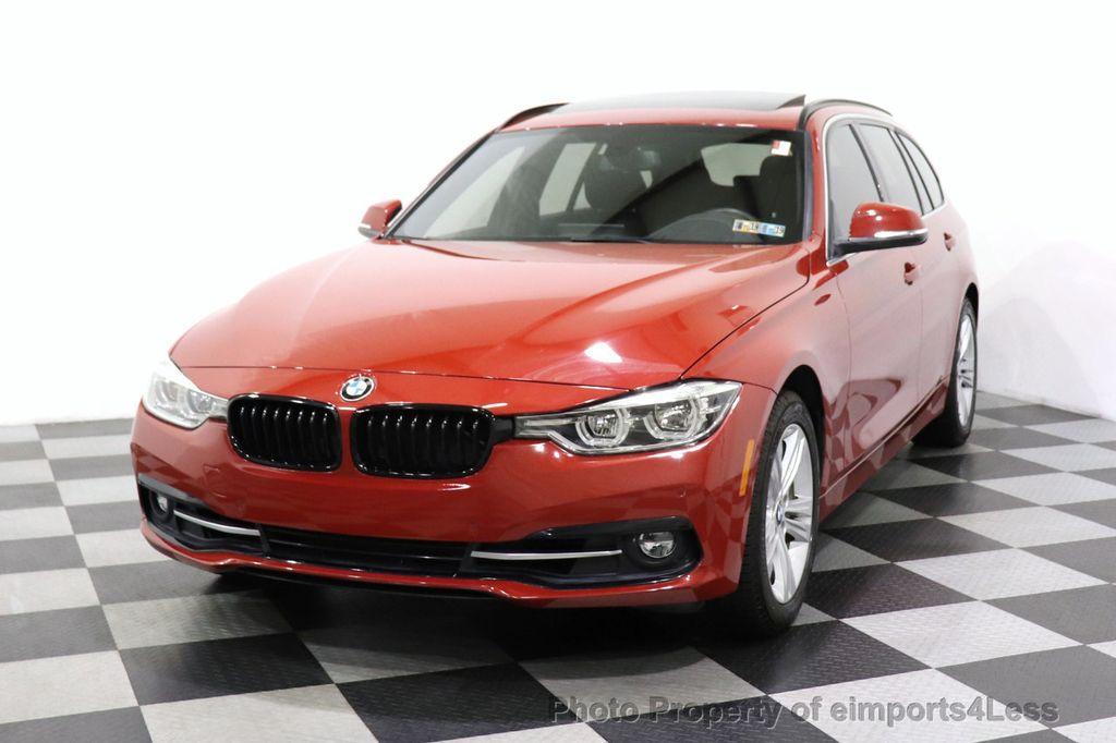 2018 BMW 3 Series CERTIFIED 330i xDRIVE SPORT LINE AWD NAV CAM PANO HUD - 18587083 - 26