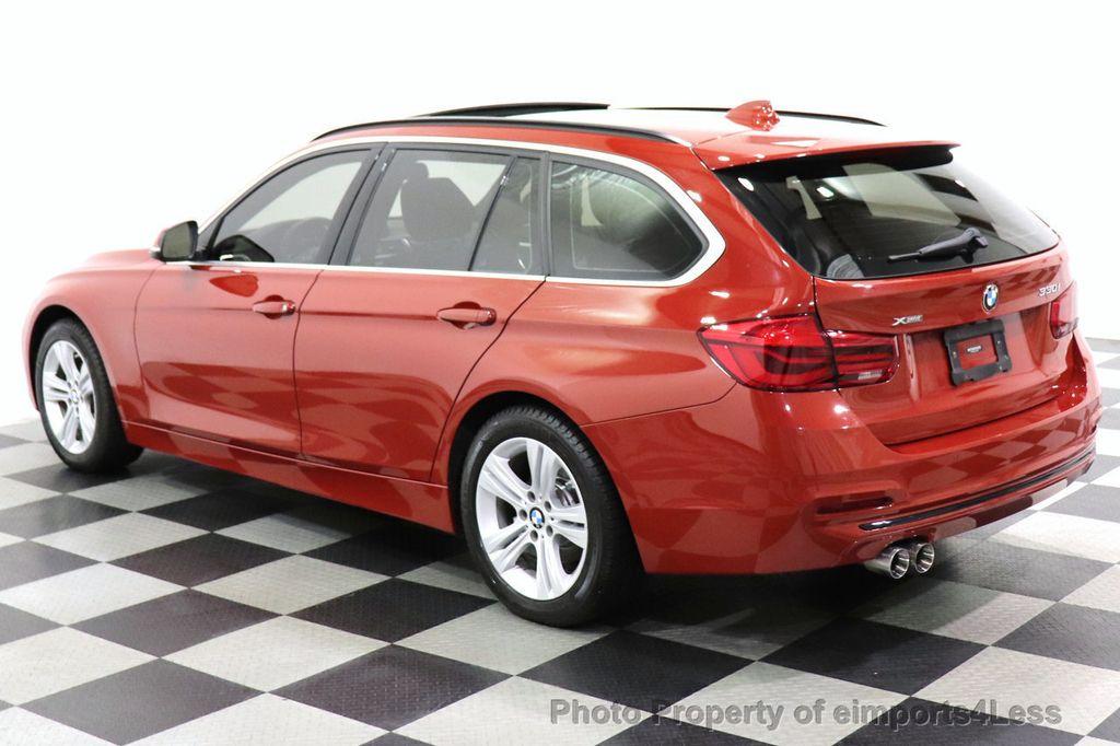 2018 BMW 3 Series CERTIFIED 330i xDRIVE SPORT LINE AWD NAV CAM PANO HUD - 18587083 - 28