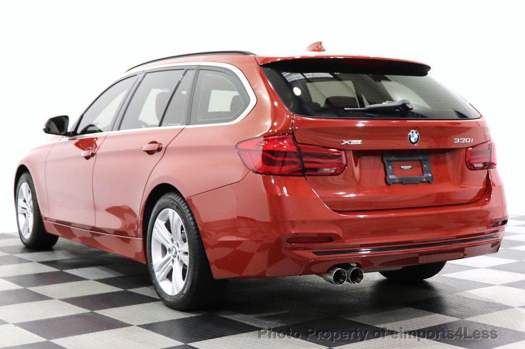 2018 BMW 3 Series CERTIFIED 330i xDRIVE SPORT LINE AWD NAV CAM PANO HUD - 18587083 - 2