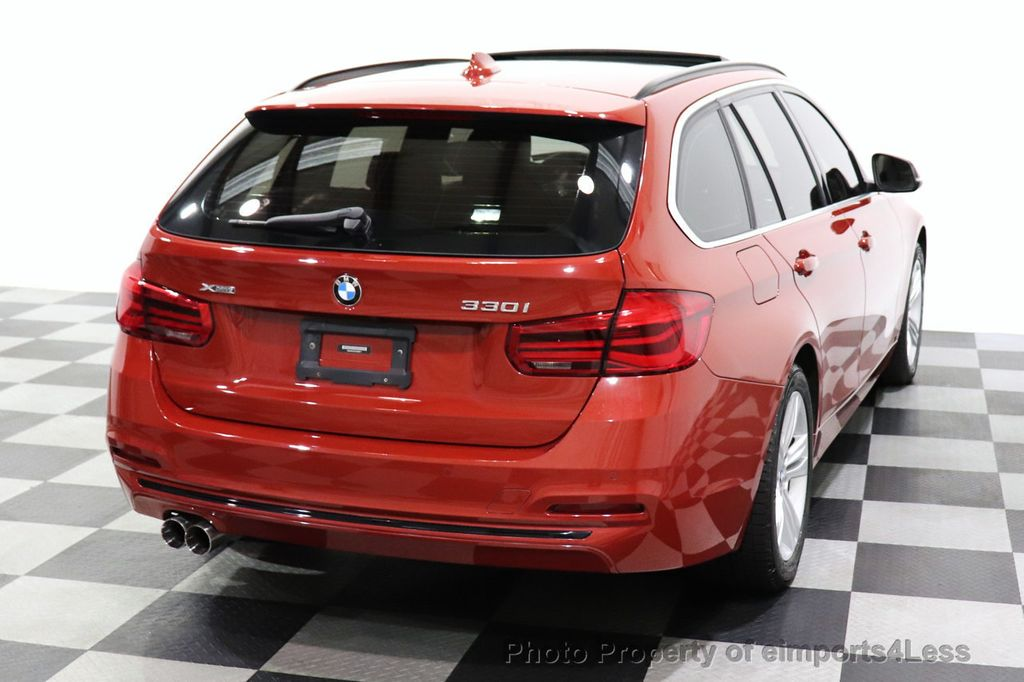 2018 BMW 3 Series CERTIFIED 330i xDRIVE SPORT LINE AWD NAV CAM PANO HUD - 18587083 - 30