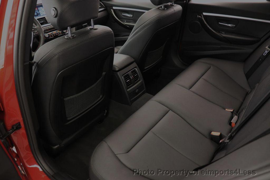 2018 BMW 3 Series CERTIFIED 330i xDRIVE SPORT LINE AWD NAV CAM PANO HUD - 18587083 - 34
