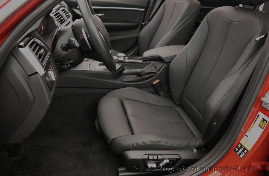 2018 BMW 3 Series CERTIFIED 330i xDRIVE SPORT LINE AWD NAV CAM PANO HUD - 18587083 - 36
