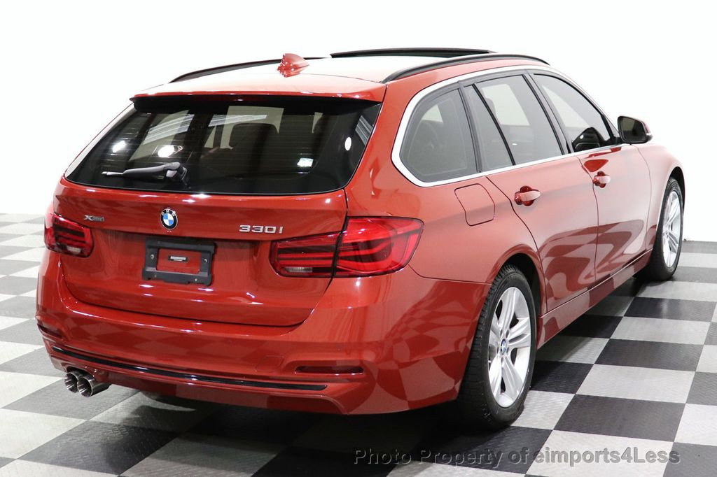 2018 BMW 3 Series CERTIFIED 330i xDRIVE SPORT LINE AWD NAV CAM PANO HUD - 18587083 - 3