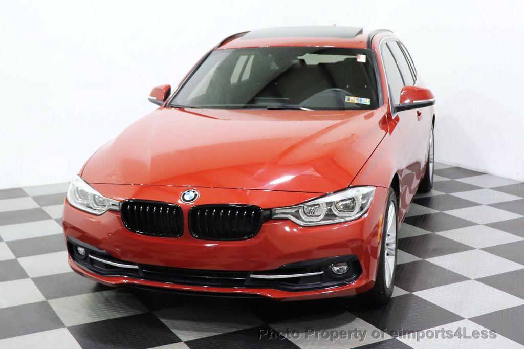 2018 BMW 3 Series CERTIFIED 330i xDRIVE SPORT LINE AWD NAV CAM PANO HUD - 18587083 - 41