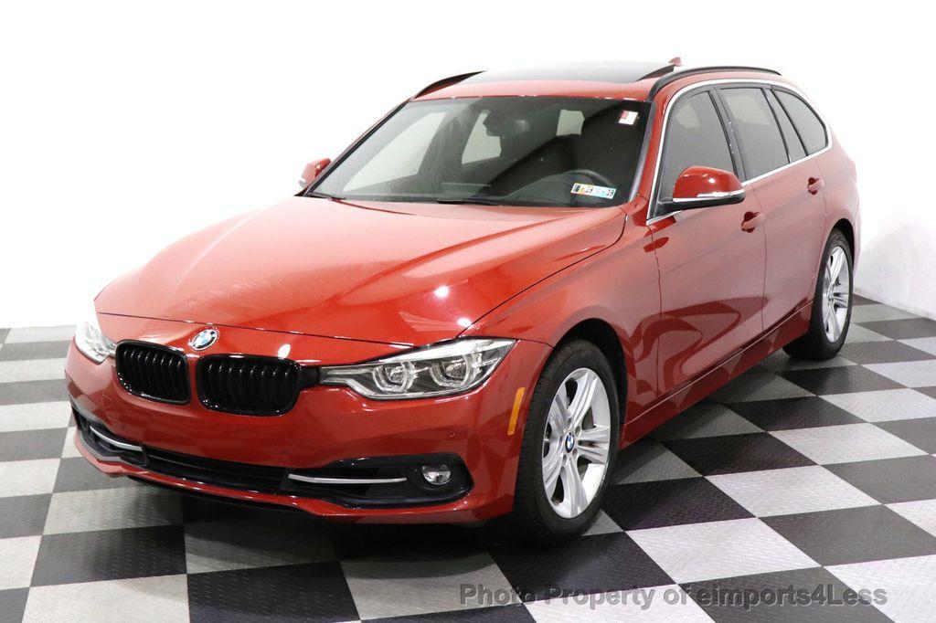 2018 BMW 3 Series CERTIFIED 330i xDRIVE SPORT LINE AWD NAV CAM PANO HUD - 18587083 - 42