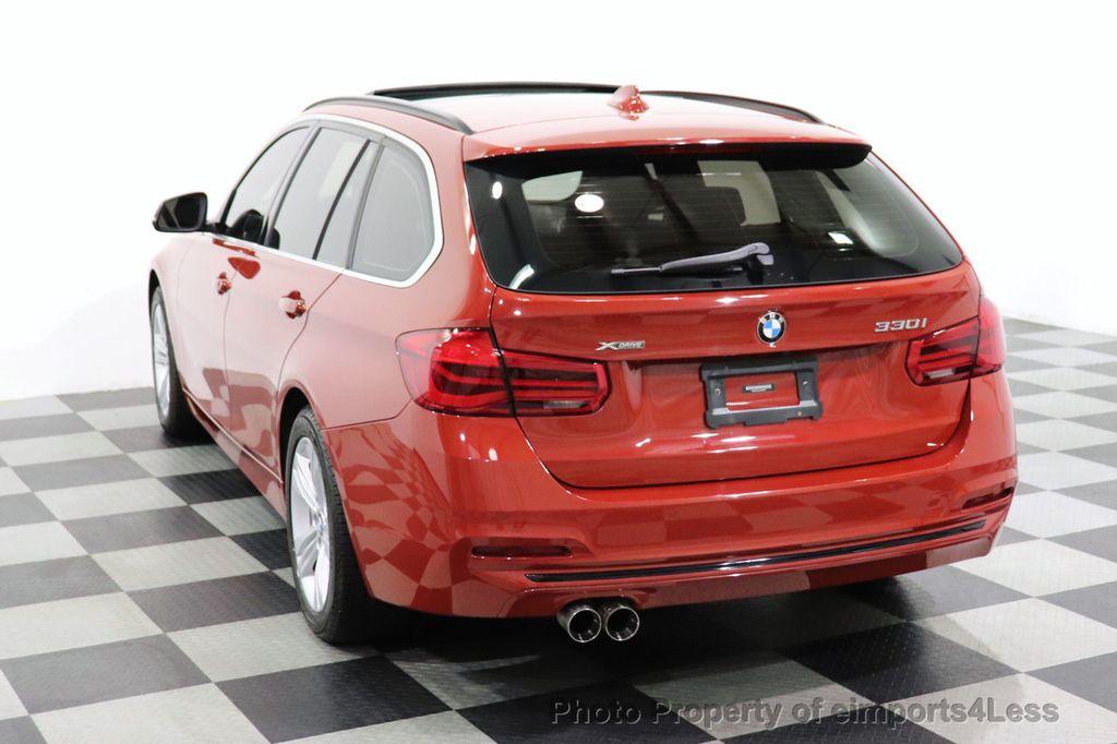 2018 BMW 3 Series CERTIFIED 330i xDRIVE SPORT LINE AWD NAV CAM PANO HUD - 18587083 - 44